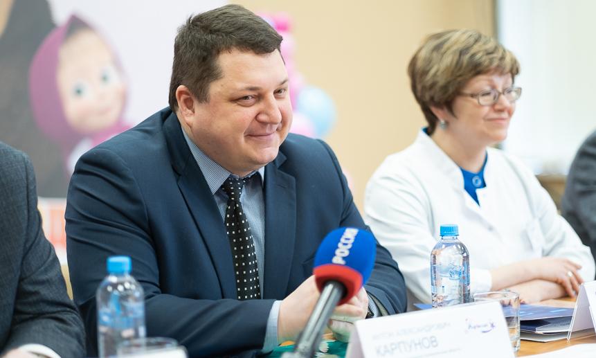 Антон Карпунов.
