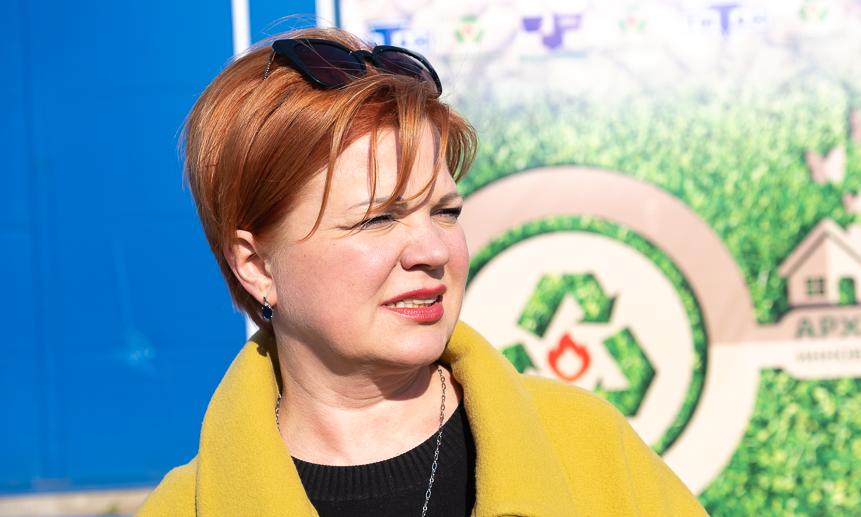 Надежда Виноградова.