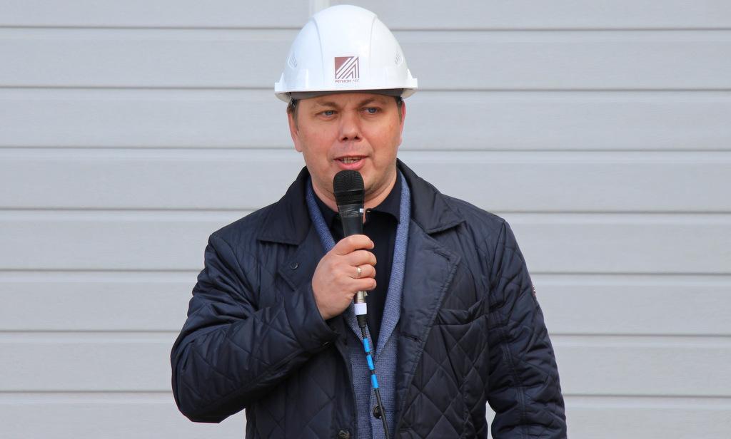 Дмитрий Гвоздев.