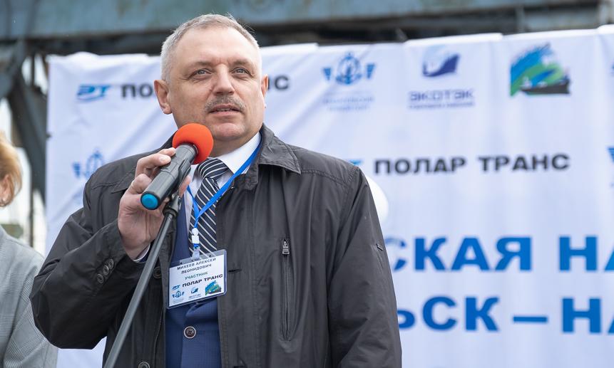 Алексей Михеев.