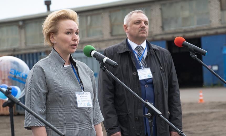 Ольга Пятунина.