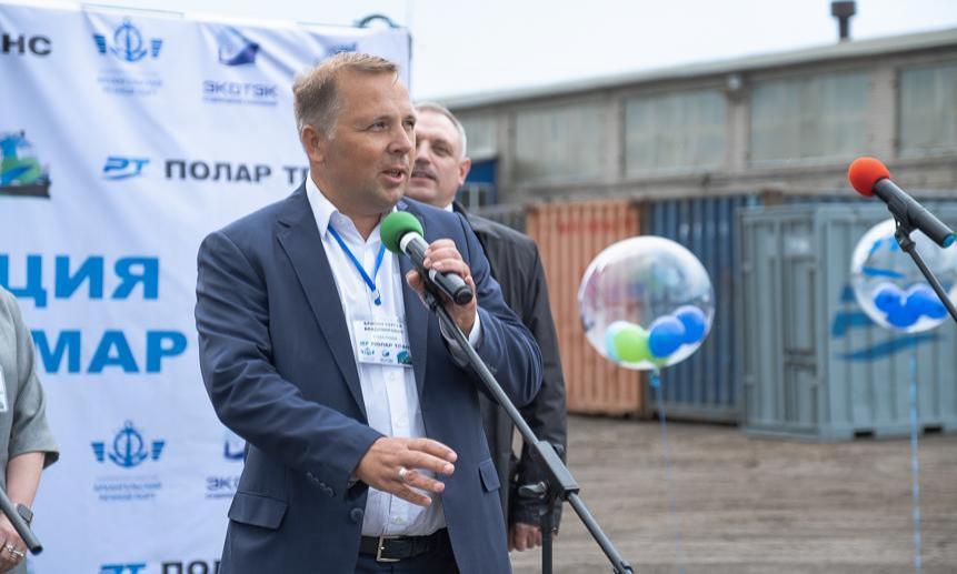 Сергей Брилин.